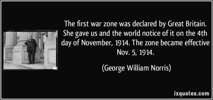 War Zone quote #2