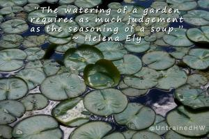 Watering quote #2