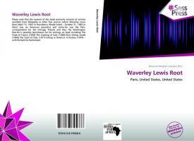 Waverley Lewis Root profile photo