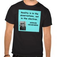 Werner Heisenberg's quote
