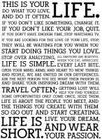What You Love quote #2