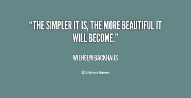 Wilhelm Backhaus's quote