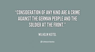 Wilhelm Keitel's quote #2