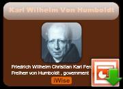 Wilhelm von Humboldt's quote