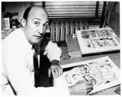 Will Eisner profile photo