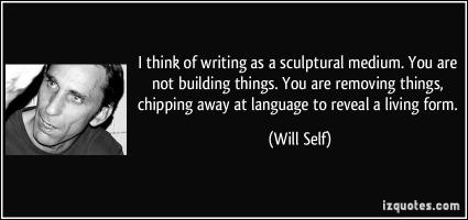 Will Self's quote