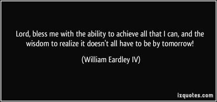 William Eardley IV's quote #1