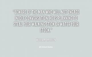 William Emerson's quote #1