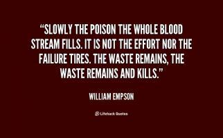 William Empson's quote