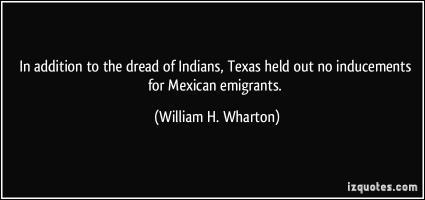 William H. Wharton's quote