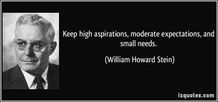 William Howard Stein's quote