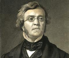 William Makepeace Thackeray profile photo