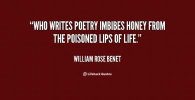 William Rose Benet's quote #1