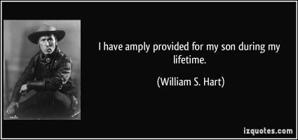 William S. Hart's quote #1