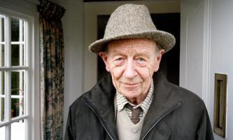 William Trevor profile photo