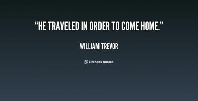 William Trevor's quote #2
