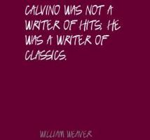 William Weaver's quote