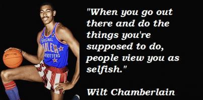 Wilt quote #1