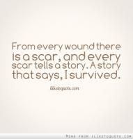 Wound quote #5