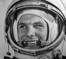 Yuri Gagarin profile photo