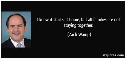 Zach Wamp's quote