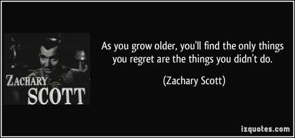 Zachary Scott's quote #1