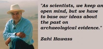 Zahi Hawass's quote #7