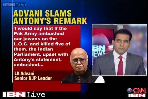 A. K. Antony's quote #4