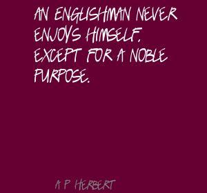 A. P. Herbert's quote #1