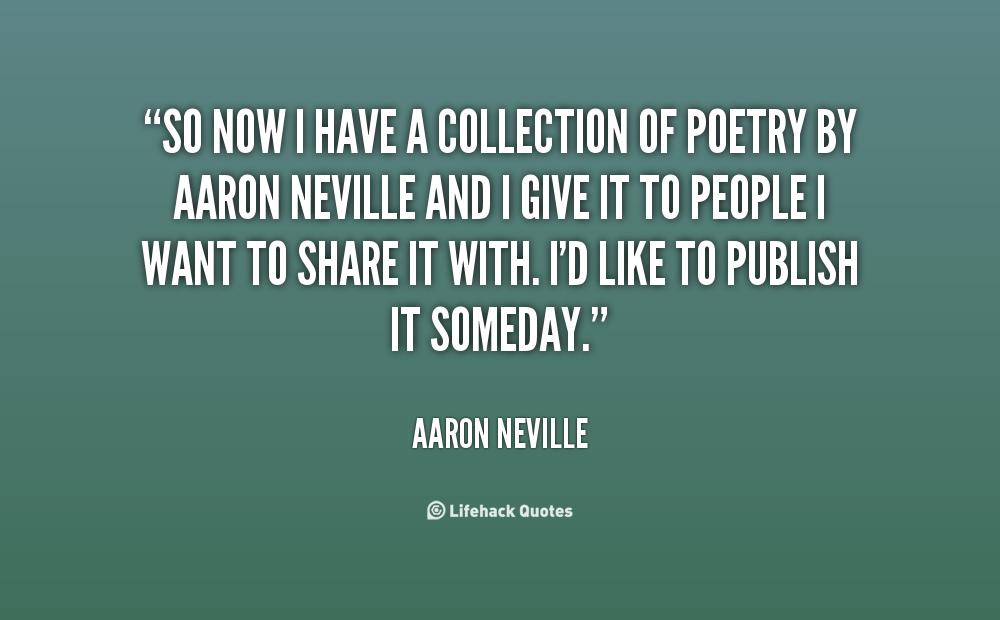 Aaron Neville's quote #1