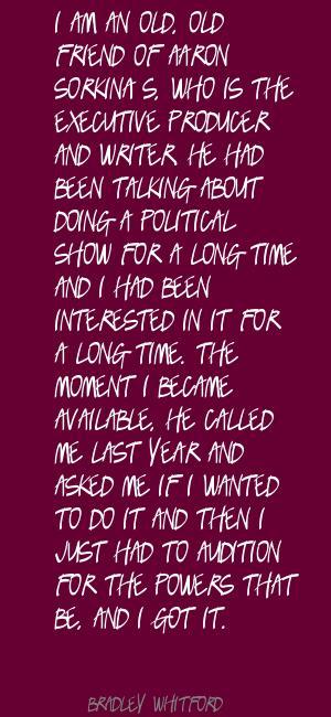 Aaron Sorkin's quote #6