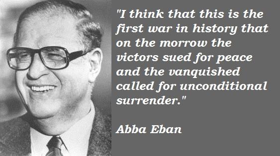Abba Eban's quote #3