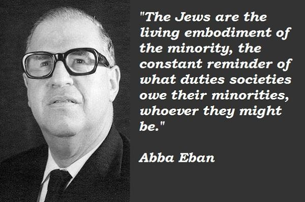 Abba Eban's quote #1