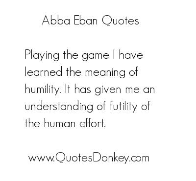 Abba quote #1
