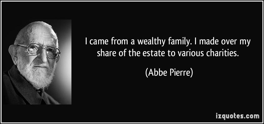 Abbe Pierre's quote #1