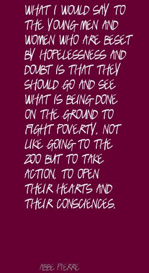 Abbe Pierre's quote #5