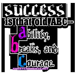 Abc quote #2