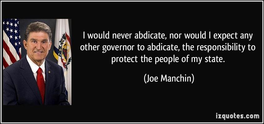 Abdicate quote #1