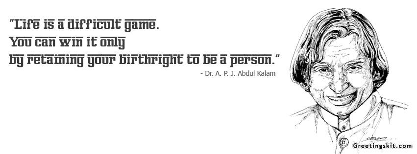 Abdul Kalam's quote #2