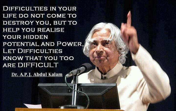 Abdul Kalam's quote #7
