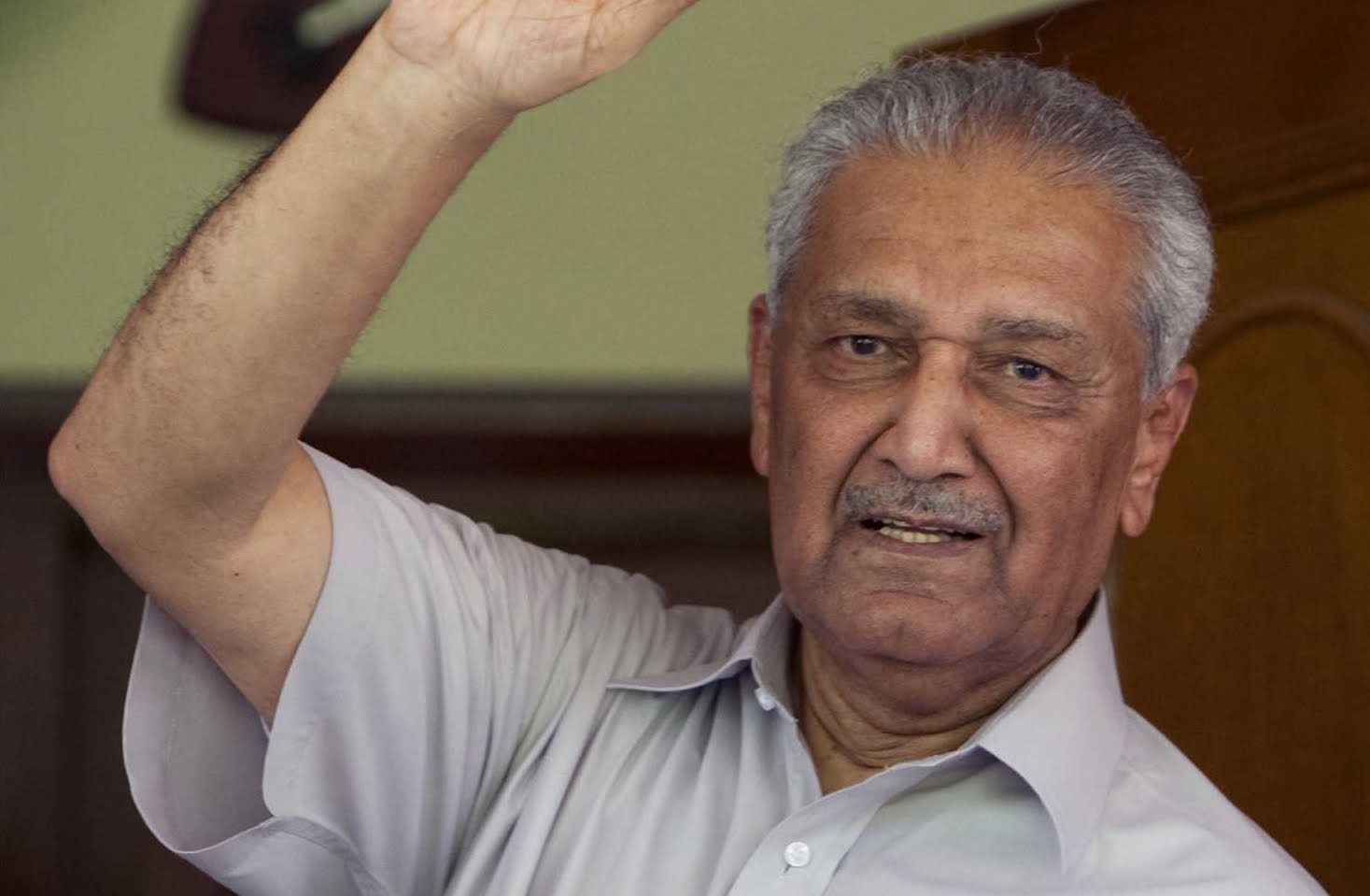 Abdul Qadeer Khan's quote #3