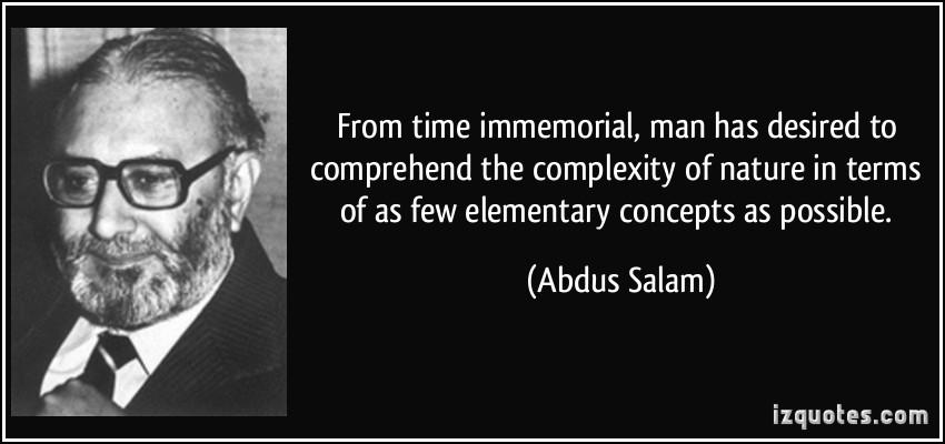 Abdus Salam's quote #5