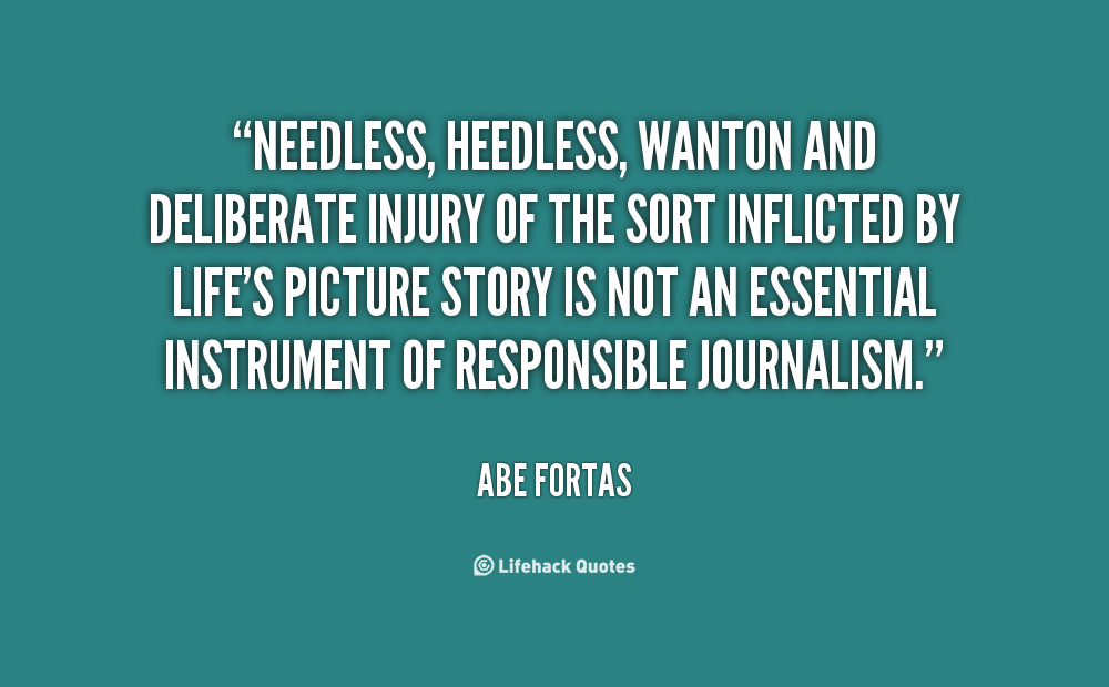 Abe Fortas's quote #1