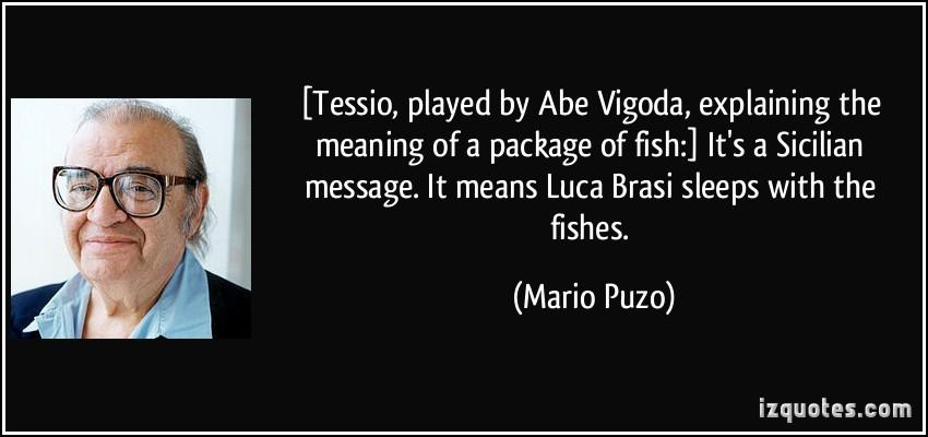 Abe Vigoda's quote #1