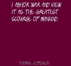 Abhor quote #1