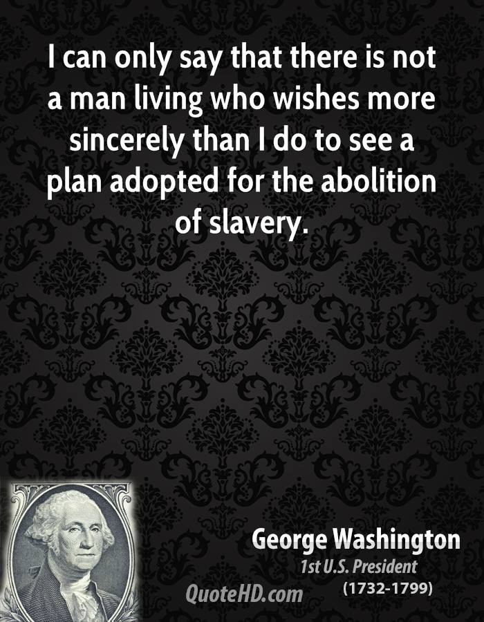 Abolition quote #1