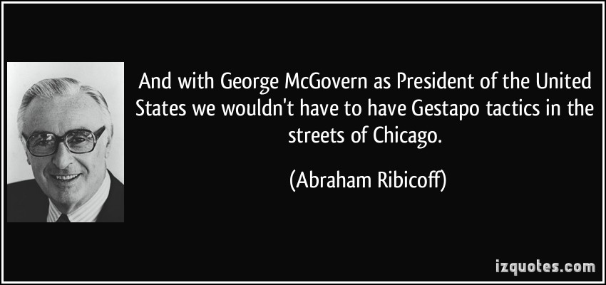 Abraham A. Ribicoff's quote #3