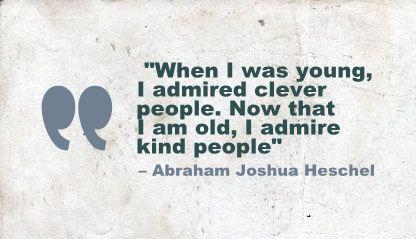 Abraham Joshua Heschel's quote #7
