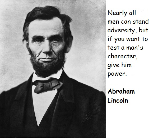 Abraham Lincoln quote #1