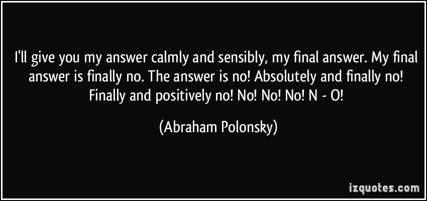 Abraham Polonsky's quote #4